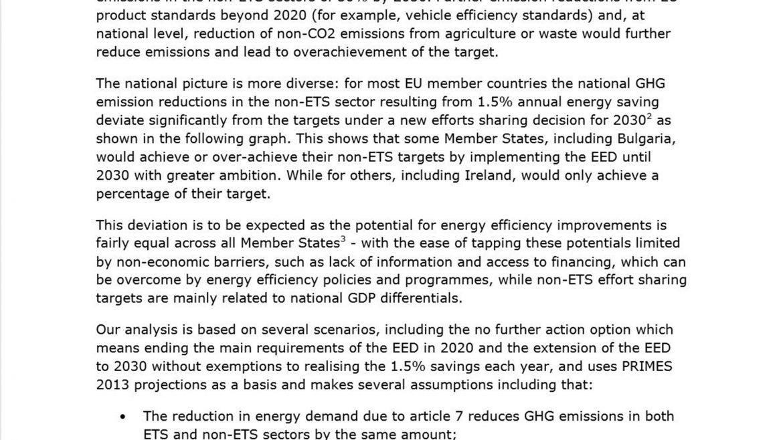 Energy Efficiency Directive