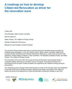 Roadmap Citizen-led Renovation